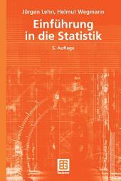 Einführung in die Statistik: Ausgabe 5