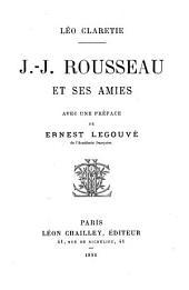 J.J. Rousseau et ses amies