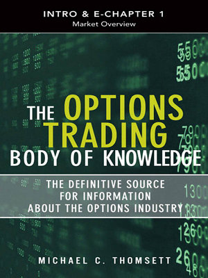 The Options Trading Body of Knowledge PDF