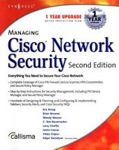 Managing Cisco Network Security: Edition 2