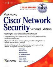 Managing Cisco Network Security: Edition 2