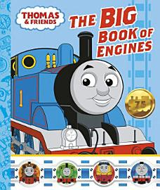 The Big Book Of Engines  Thomas   Friends