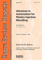 Advances in Automation for Plastics Injection Moulding