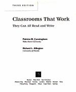Classrooms that Work PDF
