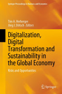 Digitalization, Digital Transformation and Sustainability in the Global Economy
