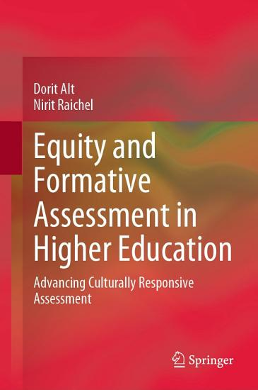 Equity and Formative Assessment in Higher Education PDF
