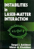 Instabilities in Laser Matter Interaction PDF