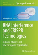 RNA Interference and CRISPR Technologies