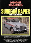 Practical Classics on Sunbeam Rapier Restoration