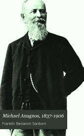 Michael Anagnos, 1837-1906