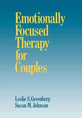 Emotionally Focused Therapy for Couples PDF