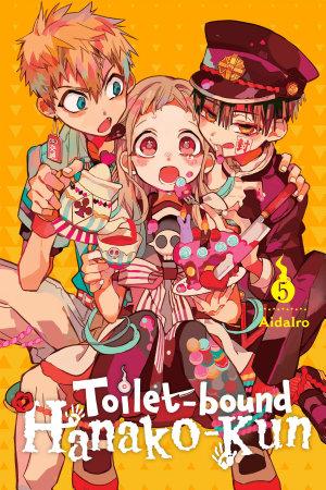 Toilet bound Hanako kun  Vol  5