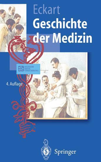 Geschichte der Medizin PDF
