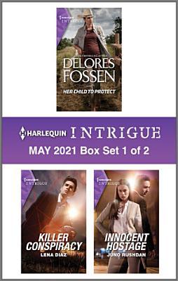 Harlequin Intrigue May 2021   Box Set 1 of 2
