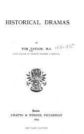 Historical Dramas: Parts 1-7