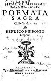Poemata sacra