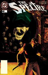 The Spectre (1992-) #49