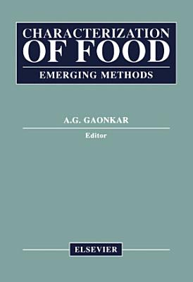 Characterization of Food