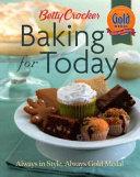 Betty Crocker Baking for Today PDF