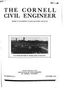 The Cornell Civil Engineer