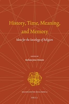 History  Time  Meaning  and Memory PDF