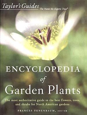 Taylor s Encyclopedia of Garden Plants PDF