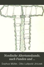 Nordische Altertumskunde: bd. Steinzeit