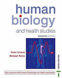 Human Biology And Health Studies Book PDF