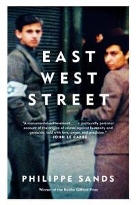 East West Street Book