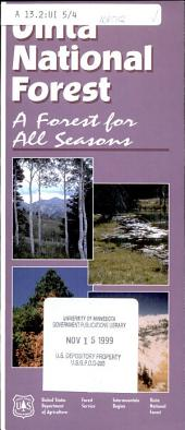 Uinta National Forest: a forest for all seasons