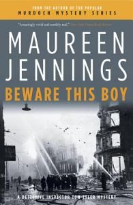 Beware This Boy Book