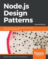 Node.js Design Patterns: Edition 2