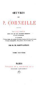Œuvres de P. Corneille