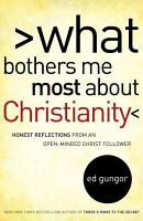 What Bothers Me Most about Christianity PDF