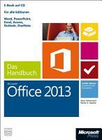 Microsoft Office 2013   Das Handbuch PDF