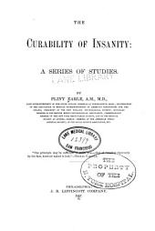 The Curability of insanity