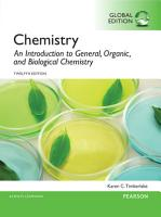 Chemistry  An Introduction to General  Organic  and Biological Chemistry  Global Edition PDF