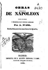 Obras escogidas de Napoleón