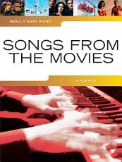 Really Easy Piano Songs From The Movies PDF