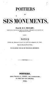 Poitiers et ses monuments