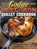 Lodge Cast Iron Skillet Cookbook Book PDF