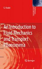 An Introduction to Fluid Mechanics and Transport Phenomena PDF