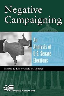 Negative Campaigning PDF