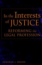 In the Interests of Justice PDF