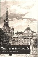 The Paris Law Courts PDF