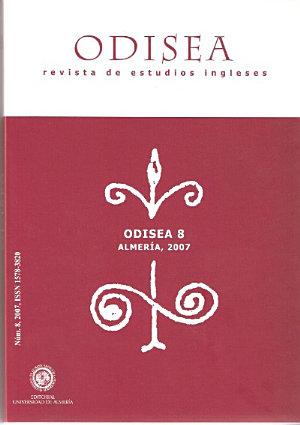 Odisea n   8  Revista de estudios ingleses PDF