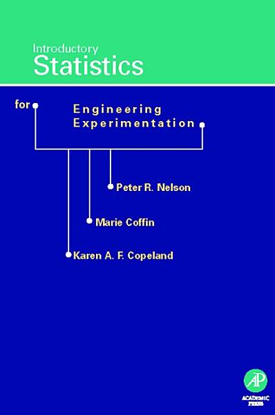 Introductory Statistics for Engineering Experimentation PDF