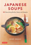 Japanese Soups Book