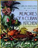 Memories of a Cuban Kitchen Book