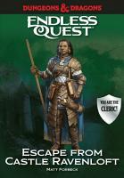 Dungeons   Dragons  Escape from Castle Ravenloft PDF